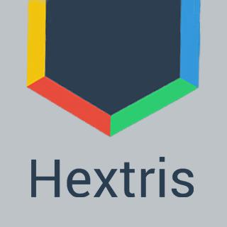 HEXTRIS is a fast paced puzzle game