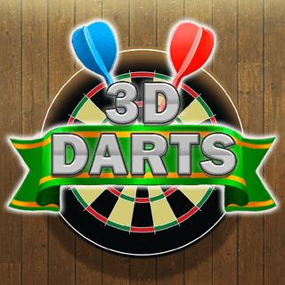 Play this exciting 3D darts simulator and try