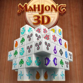 Welcome to Mahjong 3D! Enjoy the ancient