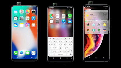 Android Launcher iOS 14 Convert Android To Iphone