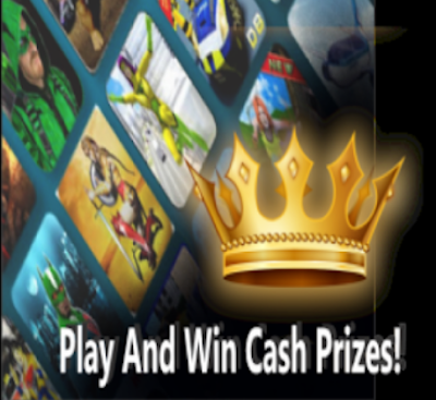 Play games and win cash rewards