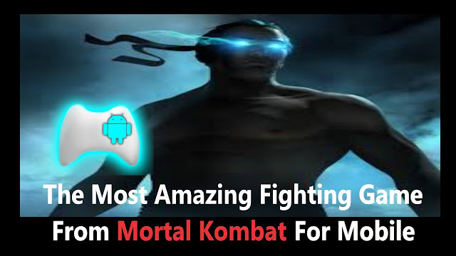 Game From Mortal Kombat For Mobile