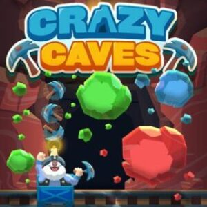 Crazy Caves to win it games