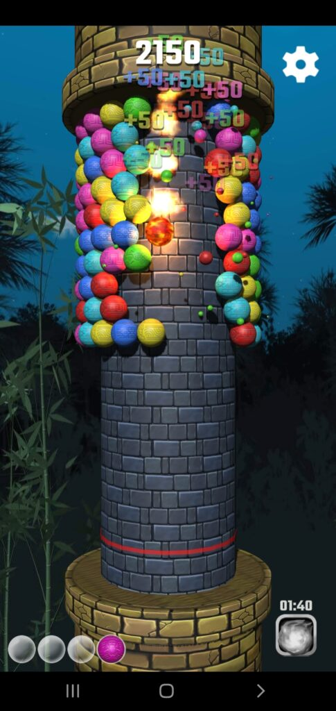 bubble tower 3d New 1