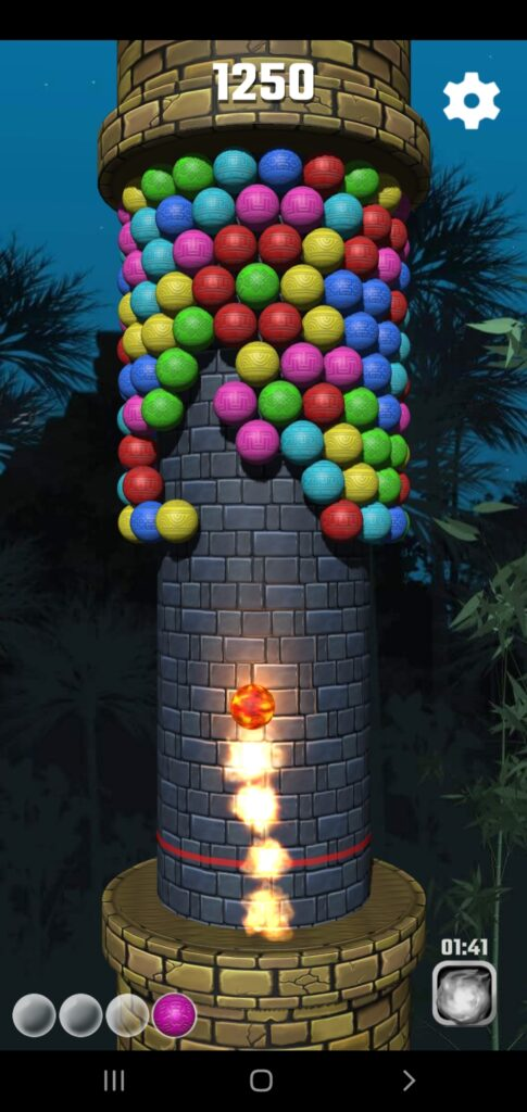 bubble tower 3d New 2