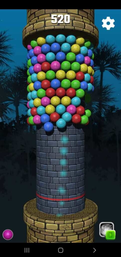 bubble tower 3d New
