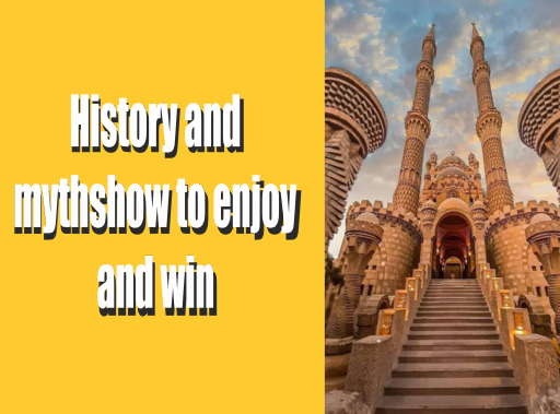History and myths, how to enjoy and win