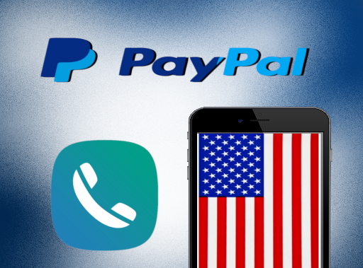 Foreign phone numbers to activate PayPal 2021