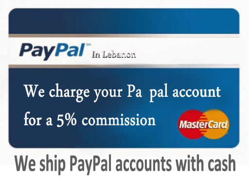 We ship PayPal accounts with cash
