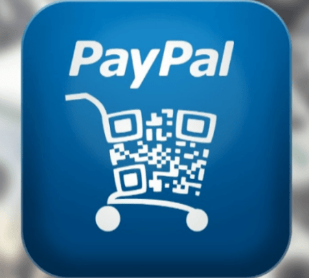 PayPal account purchase order form