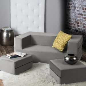 Affordable multifunctional 2-in-1 lounge sofa