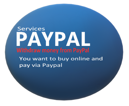 You have money in PayPal and want to
